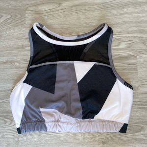 Kohl's Other - Color block sports bra!